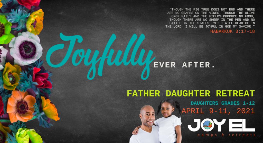 Father Daughter Christian Retreats in Pennsylvania 2021